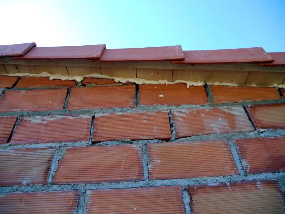 Cómo sellar cemento y madera
