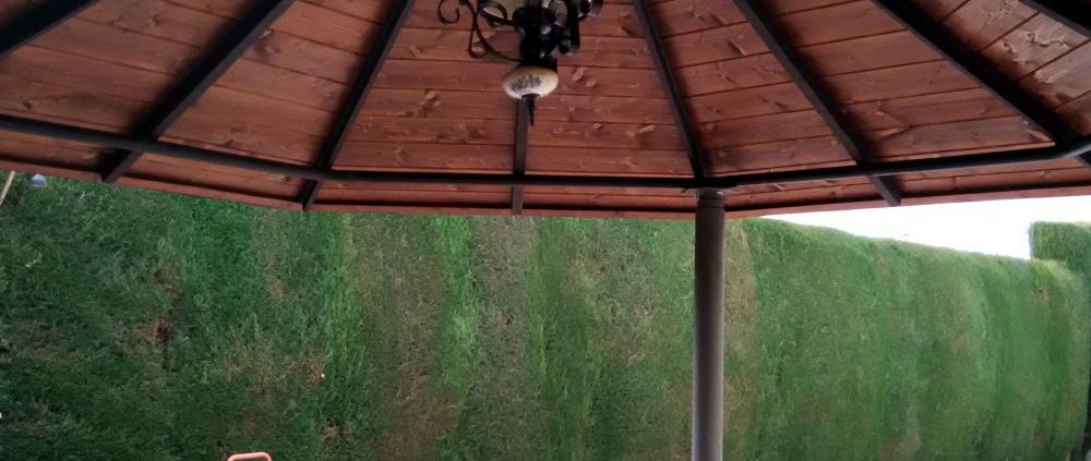 Transformar un porche viejo de brezo