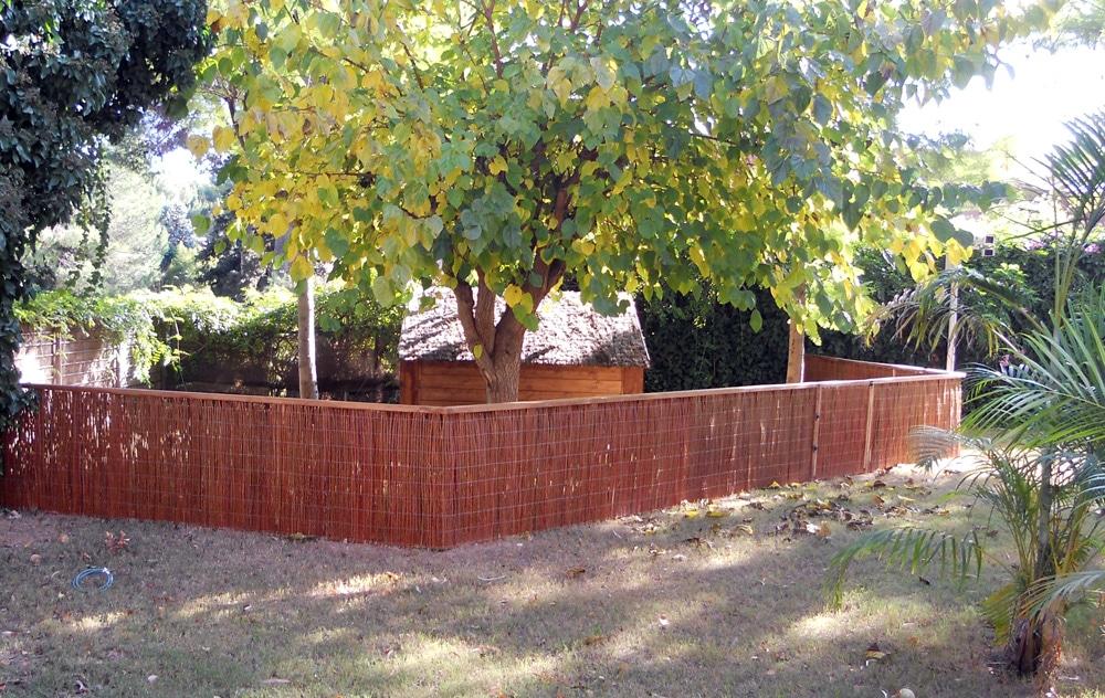 Vallas madera para jardin gallery of vallas para jardn madera with vallas madera para jardin - Aki vallas jardin ...