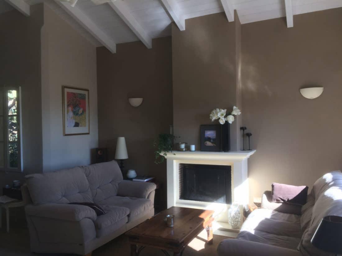 Foto aportada por cortesía del cliente, una vez amueblada la casa.