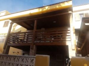 Altillo de madera para hacer una terraza 1