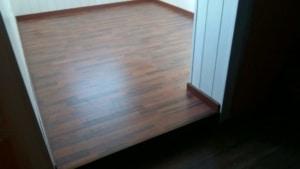 Habitación de madera 1